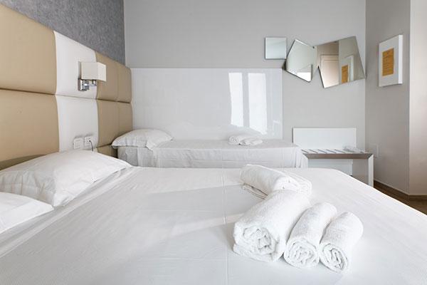 hotel quinzano camera tripla